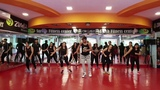 CAN 'T STOP THE FEELING! ZUMBA warm up by Suresh and team