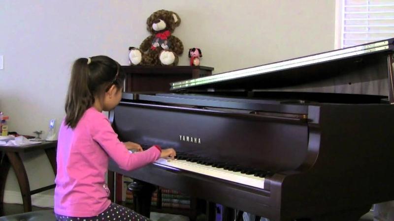 Sydney Wang plays Bach Fughetta in e minor BWV 900