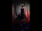 Лолита Волошина на вокальном конкурсе