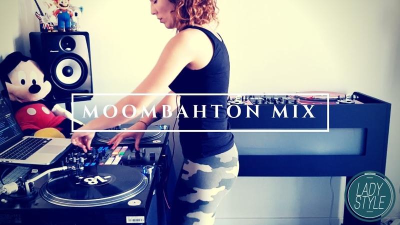 Dj Lady Style Moombahton Mix