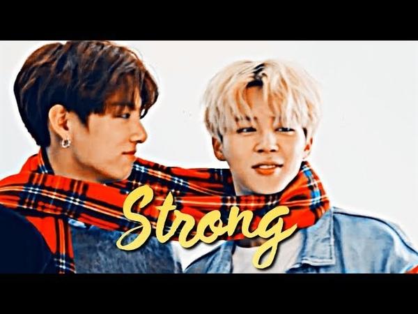 「JiKooK」 ⇢ STRO NG