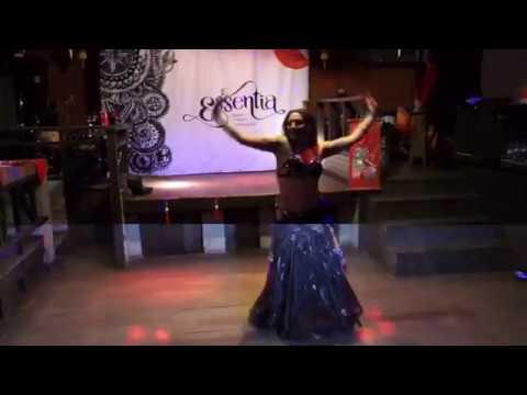 Анна Восточная, Belly Dance, студия Essentia Dance