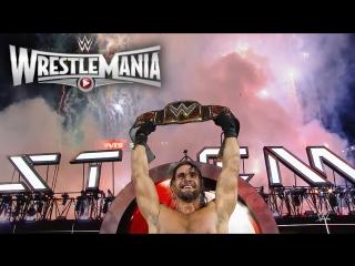 РестлМания 31 (Запись Стрима WWE Looks)