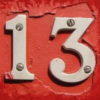 "Логотип Галерея ""13"""