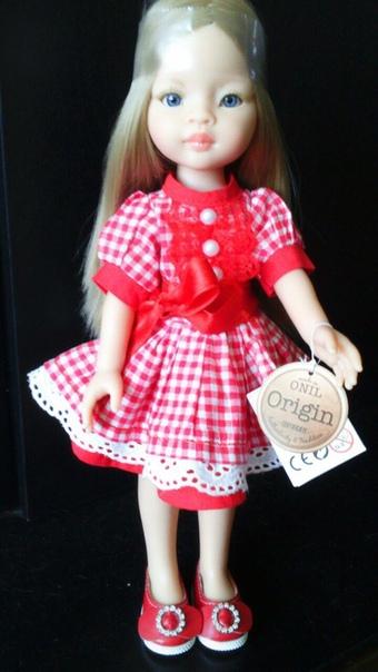 Кукла Паола Рейна, Маника