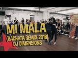 Ismael Hidalgo &amp Natalya Poddubnaya @ Summer Bachata Sensual Weekend (Mi Mala (DJ Dimen5ions Bachata Remix) )