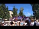 мексиканский танец Пестрая кампания mp4