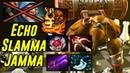 SexyBamboe Earthshaker ECHO SLAMMA JAMMA Highlights Dota 2