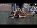 145lbs - Zabion Powell - Berkshire Wrestling Club vs. Evan Berube - Lightning WC (NH) - 7-14-18