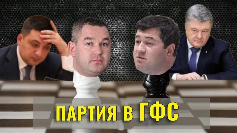 Война Порошенко и Гройсмана за ГФС.