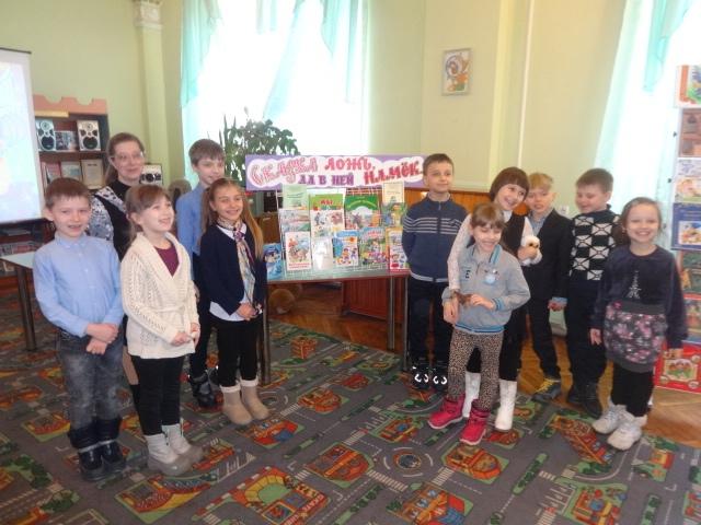 отдел обслуживания дошкольников и учащихся 1-4 классов, донецкая республиканская библиотека для детей, противодействие экстремизма, доброта