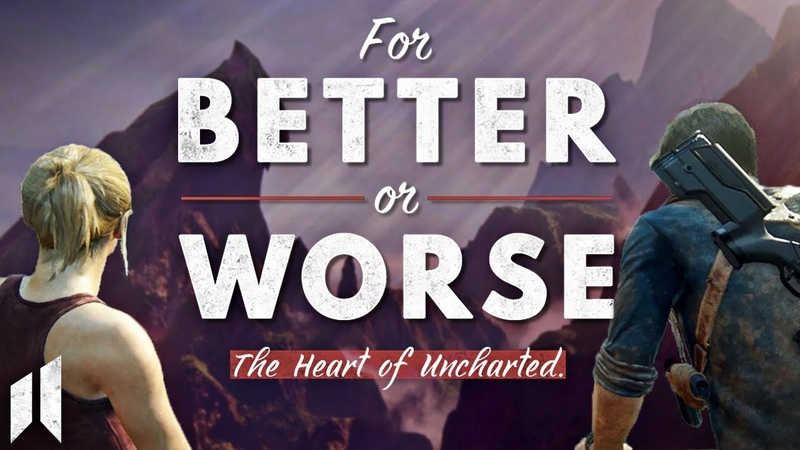 For Better or Worse Uncharted 4s Best Minute | Game Score Fanfare