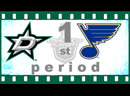 69. NHL. STANLEY CUP. PLAYOFFS 2019. 1/4 ФИНАЛА. МАТЧ НОМЕР 7. 07 МАЯ 2019. DALLAS STARS ― ST. LOUIS BLUES 1