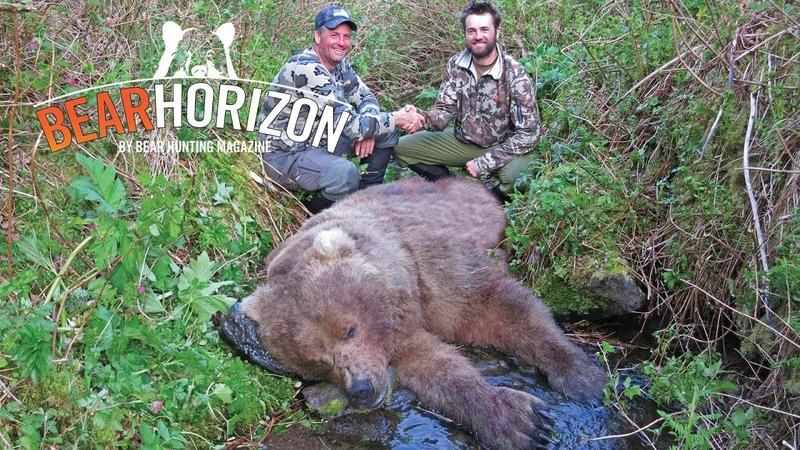 Alaska Calling Hunting Huge Brown Bears on Alaskan Peninsula Bear Horizon Ep 8