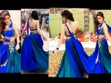 Beautiful Dream Girl Open Dance at Wedding Ceremony She is a Delicate Beauty