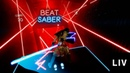 Who's the LIVing LEGEND Beat Saber Style Battle