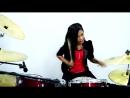 GOYANG DUMANG cita citata Drum Cover by Nur Amira Syahira