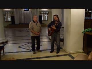 Игорь Ганелес, Леонид Абросимов, Светляна Дехтярева-Перепелкина -