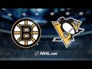 Boston Bruins vs Pittsburgh Penguins Dec.14, 2018 Game Highlights NHL 2018/19 Обзор Матча