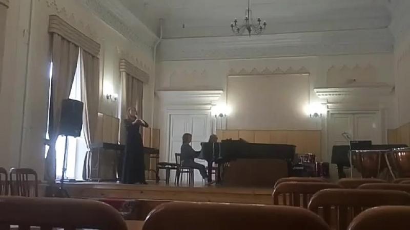 Гайдн Концерт для гобоя До мажор 1 часть