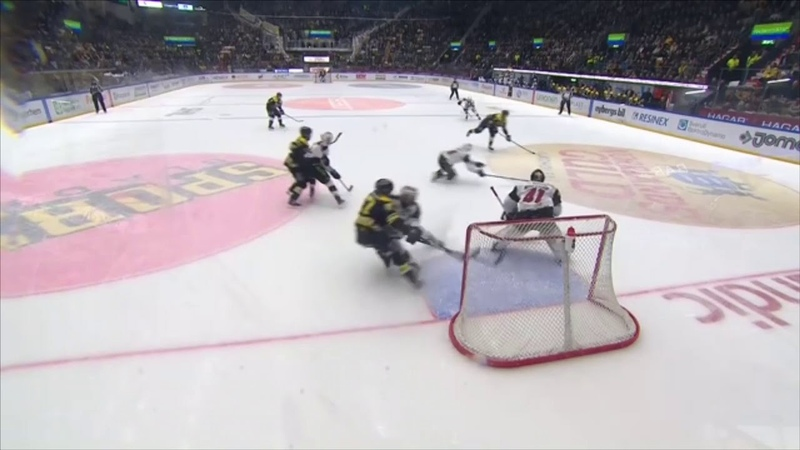 HV71 vs Malmö Redhawks Omgång 4 (1819) HIGHLIGHTS