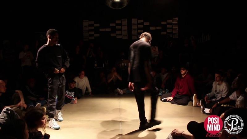 Eagle vs Pakissi | Top16 hiphop | PosiMind Battle 2018