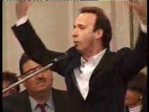 Benigni Huesped de Honor de la Ciudad de Buenos Aires