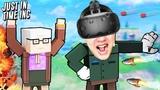 НЕДОМАТРИЦА // СИМУЛЯТОР ТЕЛОХРАНИТЕЛЯ В VR (HTC Vive) Just In Time