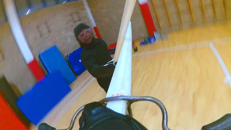 POV HEMA sparring - sidesword sword and cape
