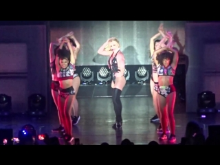 Britney Spears - Stronger-Crazy-Till The World Ends (Piece Of Me - Miami 28-07-18)