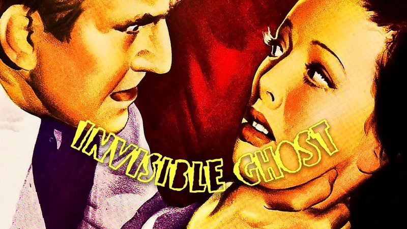 Invisible Ghost (1941) Horror, Thriller
