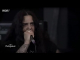 Kataklysm. Rock Hard Festival (Live 2015 HD)