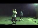 Markul - Худший друг Танцующий Чувак Фристайл ночью на улице~3.mp4