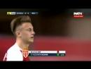 Александр Головин дебютировал за Монако
