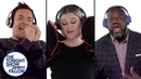 "Turn It Up: Kelly Clarkson, Meghan Trainor, John Oliver & More Sing ""Since U Been Gone"""