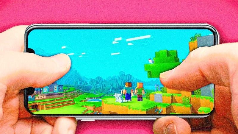 Майнкрафт ПЕ ВЫЖИВАНИЕ 1 — НОВАЯ ИГРА — Minecraft Pocket Edition (PE)