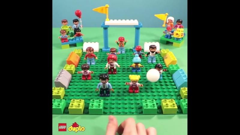 Лего-футбол