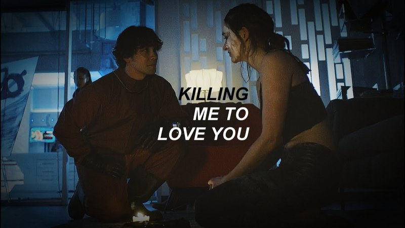 Bellamy Echo | Killing me to love you