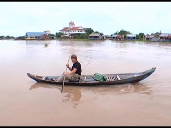 Озеро Тонлесап - Мир наизнанку. Камбоджа. 1 сезон, 1 серия (Архив 2010 год)