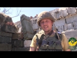 боец ВСУ о работе пары пулеметчик//снайпер ополчения