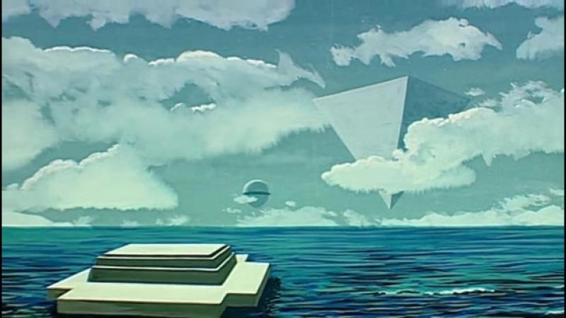 El arte conceptual de 2001 Una odisea del espacio