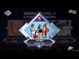 180823 Red Velvet - Power Up No.1 @ M! Countdown