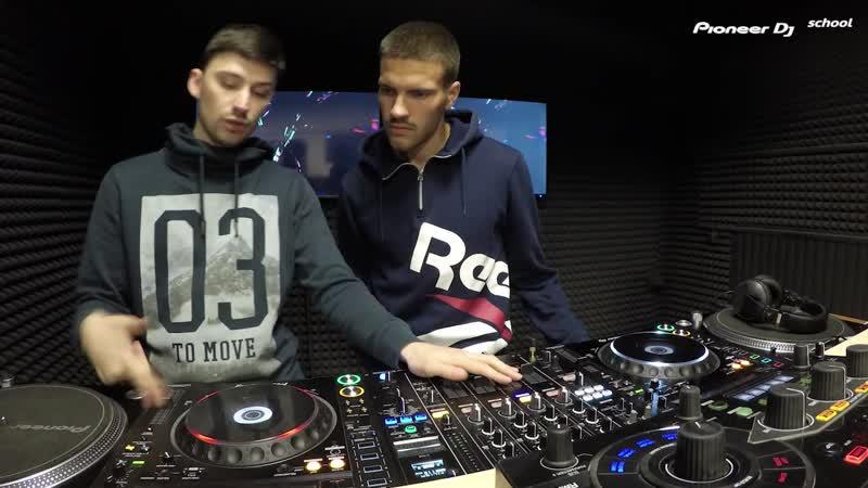 Занятие Базового курса DJ Школы Pioneer DJ School | Saint-Petersburg