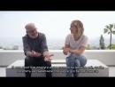Интервью с Френсисом Лоуренсом и Дженнифер Лоуренс. Часть 1 (русские субтитры)