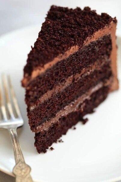 """Аппетитный шоколадный тортик """"Пеле"""""""