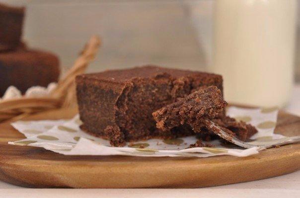Мой любимый шоколадный десертик