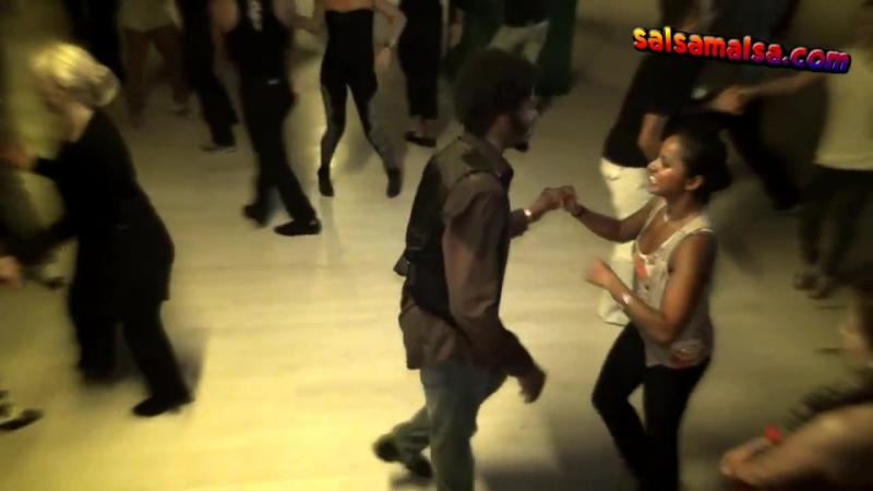 Magna Gopal y Terry SalsAlianza - Istanbul International Dance Festival 2012