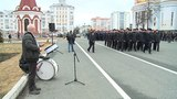 В Саранске прошла репетиция парада Победы