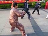 Мастер Чжу Сянь Хун, Тайцзицюань стиля Ян