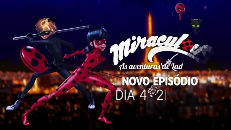 Miraculous Ladybug Леди Баг и Супер-Кот - Новый ОФИЦИАЛЬНЫЙ трейлер к новым эпизодам 2 сезона!